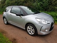 USED 2011 11 CITROEN DS3 1.6 E-HDI DSTYLE 3d 90 BHP **£0 ROAD FUND**EXCELLENT CONDITION**LOW MILEAGE**