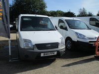 2011 FORD TRANSIT CONNECT 1.8 T 220 LR 1d 75 BHP £4250.00