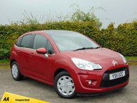 USED 2011 11 CITROEN C3 1.6 HDI AIRDREAM PLUS 5d * 128 POINT AA INSPECTED *