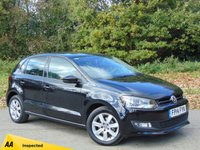 USED 2014 14 VOLKSWAGEN POLO 1.2 MATCH EDITION TDI 5d 74 BHP * 128 POINT AA INSPECTED *