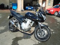 USED 2007 57 SUZUKI GSF 1250 BANDIT 1255cc GSF 1250 GREAT VALUE SPORTS TOURER