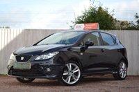 2010 SEAT IBIZA 1.4 BLACK SPORT 5d 85 BHP £5499.00