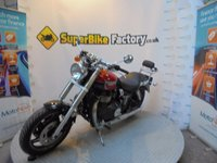 USED 2007 57 TRIUMPH SPEEDMASTER 865 ALL TYPES OF CREDIT ACCEPTED