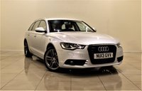 USED 2013 13 AUDI A6 2.0 AVANT TDI SE 5d 175 BHP + 1 PREV OWNER + EXCELLENT CONDITION