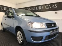 USED 2006 06 FIAT PUNTO 1.2 8V ACTIVE 3d 59 BHP