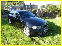2011 BMW 1 SERIES 2.0 116I SPORT 5d 121 BHP £6250.00