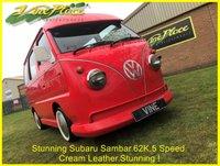 USED 1996 P SUBARU SAMBAR (Suzuki Every) VW Camper Replica +5 Speed manual+Full Custom!+