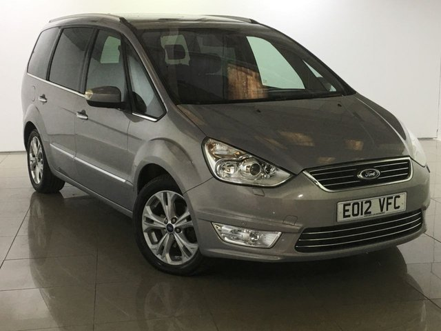 View our 2012 12 FORD GALAXY 2.2 TITANIUM X TDCI 5d AUTO 197 BHP