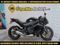 USED 2013 13 HONDA CBR600F 600cc 0% DEPOSIT FINANCE AVAILABLE GOOD & BAD CREDIT ACCEPTED, OVER 500+ BIKES IN STOCK