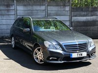 USED 2010 10 MERCEDES-BENZ E CLASS 2.1 E250 CDI BLUEEFFICIENCY SPORT 5d 204 BHP FULL SERVICE HISTORY