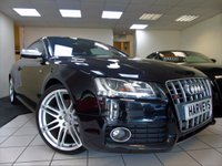 2011 AUDI A5 4.2 S5 FSI QUATTRO 3d AUTO 354 BHP £17995.00