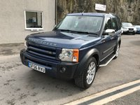 USED 2006 56 LAND ROVER DISCOVERY 2.7 3 TDV6 HSE 5d AUTO 188 BHP MANY EXTRAS ** F.S.H ** CAMBELT AT 86K **