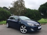 USED 2010 60 VAUXHALL ASTRA 1.6 SRI VX-LINE TURBO One Owner | FVSH | Finance?