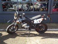 USED 2017 AJS JSM 50cc motard 50CC 2 STROKE