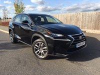 2016 LEXUS NX 2.5 300H SE 5d AUTO 153 BHP £25480.00