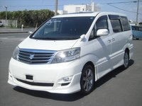 USED 2005 55 TOYOTA ALPHARD SUPERB LOW MILEAGE IN GREAT CONDITION AND READY FOR A CAMPER CONVERSION - EVERY CONVERTED CAMPERVAN COMES WITH OUR 3 YEAR MECHANICAL AND INTERIOR WARRANTY