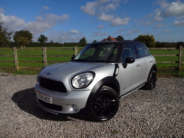 2015 65 MINI COUNTRYMAN 1.6 COOPER D ALL4 5d 112 BHP
