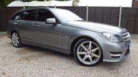 USED 2012 12 MERCEDES-BENZ C CLASS 2.1 C250 CDI BLUEEFFICIENCY SPORT 5dr AUTO Cruise, Xenons, PDC, Privacy