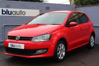 2012 VOLKSWAGEN POLO 1.2 MATCH 5d  £6495.00