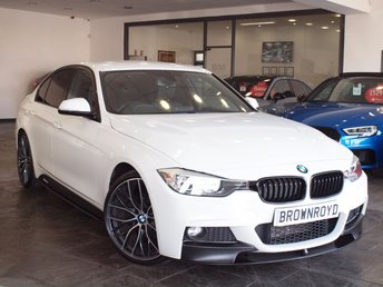 2013 BMW 3 SERIES 2.0 320D M SPORT 4d 181 BHP M PERFORMANCE £16490.00