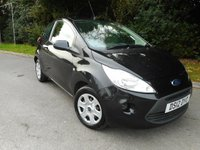USED 2012 12 FORD KA 1.2 EDGE 3d 69 BHP * LOW MILEAGE* LOW INSURANCE GROUP*