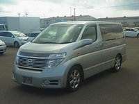 USED 2003 53 NISSAN ELGRAND ELGRAND - EVERY CONVERTED CAMPERVAN COMES WITH OUR 3 YEAR MECHANICAL AND INTERIOR WARRANTY