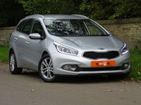 USED 2013 13 KIA CEED 1.6 CRDI 2 5dr AUTO  FSH 2 OWNERS HPI CLEAR