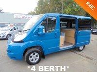 2009 CITROEN RELAY 4 Berth Camper Van 2.2 HDi SWB *ONLY 23,000 MILES** £14995.00