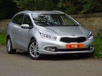 2013 KIA CEED 1.6 CRDI 2 5dr AUTO £4295.00