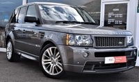 USED 2008 58 LAND ROVER RANGE ROVER SPORT 3.6 TDV8 SPORT HST 5d AUTO 269 BHP FINANCE FROM ONLY £261.97pm