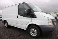 USED 2013 63 FORD TRANSIT 2.2 280 LR 1d 99 BHP LOW DEPOSIT OR NO DEPOSIT FINANCE AVAILABLE.