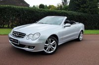 USED 2006 06 MERCEDES-BENZ CLK 1.8 CLK200 KOMPRESSOR AVANTGARDE AUTO FULL LEATHER LOW MILES STUNNING EXAMPLE 1 OWNER FROM NEW FULL MERCEDES BENZ SERVICE HISTORY NEVER SMOKED IN 1ST 2 SEE WILL BUY