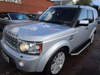USED 2009 59 LAND ROVER DISCOVERY 3.0 4 TDV6 HSE 5d 245 BHP FULL HISTORY FULL  LEATHER