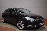 2013 VAUXHALL INSIGNIA 1.8 SRI 5 Door Hatchback 138 BHP £6495.00