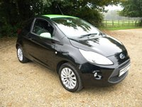 USED 2015 15 FORD KA 1.2 ZETEC 3d 69 BHP Something A Little Different. Low Insurance Group