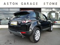 USED 2014 64 LAND ROVER RANGE ROVER EVOQUE 2.2 SD4 PURE TECH 5d AUTO 190 BHP ** PAN ROOF * LEATHER ** ** PAN ROOF * SAT NAV * LEATHER **