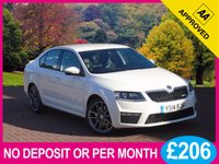 USED 2014 14 SKODA OCTAVIA 2.0 VRS TDI CR 5dr 181 BHP PRICE CHECKED DAILY   WHY PAY MORE ??