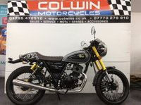 USED 2017 67 SINNIS BOMBER 125cc SINNIS BOMBER 125cc BRAND NEW MODEL FROM SINNIS!!!