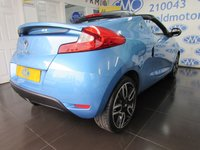 USED 2011 61 RENAULT WIND ROADSTER 1.1 GT LINE TCE 2d 100 BHP