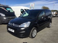2015 CITROEN BERLINGO 625 ENTERPRISE L1 H1 1.6 HDI 75 £7695.00