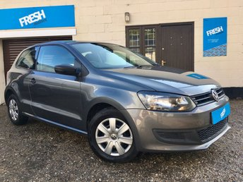 2011 VOLKSWAGEN POLO 1.2 S A/C 3d  £5395.00