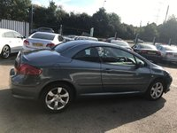 USED 2006 06 PEUGEOT 307 2.0 S COUPE CABRIOLET HDI 2d 136 BHP