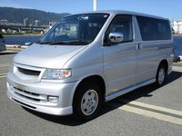 USED 2002 02 MAZDA BONGO GREAT LOW MILEAGE VEHICLE  - EVERY CONVERTED CAMPERVAN COMES WITH OUR 3 YEAR MECHANICAL AND INTERIOR WARRANTY