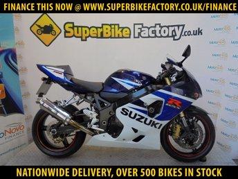 2006 SUZUKI GSXR750