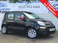 USED 2012 62 FIAT PANDA 1.2 MULTIJET POP 5d 75 BHP PRICE INCLUDES A 6 MONTH RAC WARRANTY, 1 YEARS MOT WITH 12 MONTHS FREE BREAKDOWN COVER