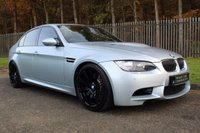 USED 2008 08 BMW M3 4.0 M3 4d AUTO 414 BHP A RARE SALOON M3 WITH A HIGH SPECIFICATION INC SUNROOF / DAB / EDC / SAT NAV / BLUETOOTH!!!