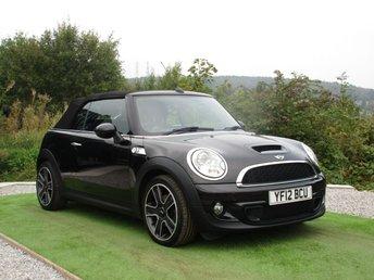 2012 MINI CONVERTIBLE 2.0 COOPER SD 2d 141 BHP £10500.00