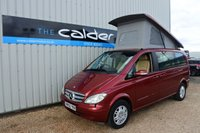 USED 2005 05 MERCEDES-BENZ VIANO VIANO - EVERY CONVERTED CAMPERVAN COMES WITH OUR 3 YEAR MECHANICAL AND INTERIOR WARRANTY