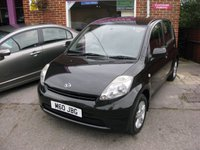 2006 DAIHATSU SIRION 1.3 SE 5d AUTO 86 BHP £2995.00