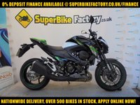 USED 2016 16 KAWASAKI Z800 ABS  GOOD & BAD CREDIT ACCEPTED, OVER 500+ BIKES IN STOCK